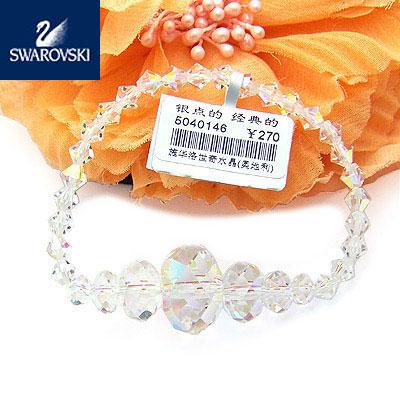 最低价批发5040146施华洛世水晶手镯,施华洛施奇水晶,施华...